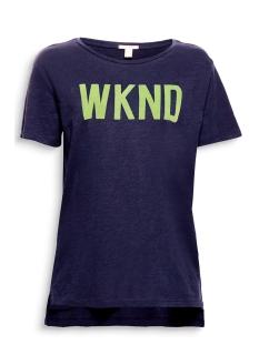 Esprit T-shirt 088EE1K027 E400
