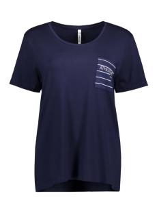 Zoso T-shirt ANGELA T-SHIRT NAVY