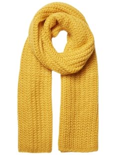 Noisy may Sjaal NMSUMA KNIT SCARF 4B 27002750 Artisans Gold