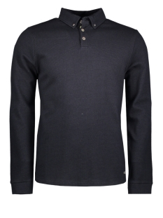 NO-EXCESS Polo 87120781 020 Black