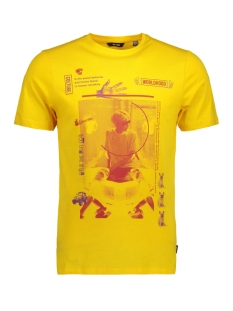Only & Sons T-shirt onsFABIO SS TEE 22010926 Spectra Yellow