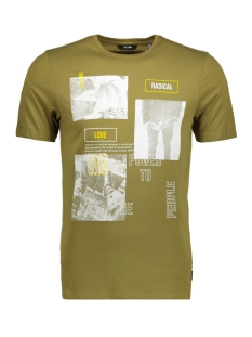 Only & Sons T-shirt onsFABIO SS TEE 22010926 Olive Drab