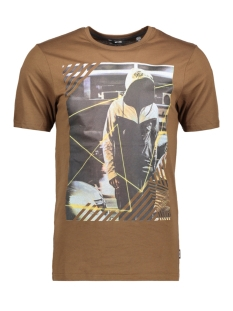 Only & Sons T-shirt onsGIDEON SS TEE 22010354 Desert Palm