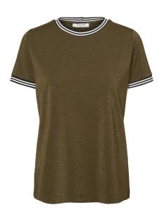 Pieces T-shirt PCSARAH SS TEE D2D 17095709 Dark Olive