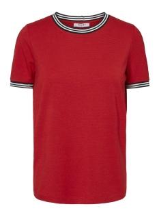 Pieces T-shirt PCSARAH SS TEE D2D 17095709 High Risk Red
