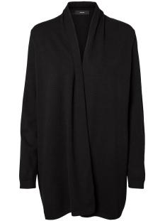 Vero Moda Vest VMKARIS LS OPEN CARDIGAN BOO 10199735 Black