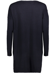 onlmatina l/s cardigan knt 15160727 only vest night sky/w ultra vi