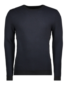 Jack & Jones Trui JCOWEST KNIT CREW NECK 12140191 Sky Captain/KNIT FIT