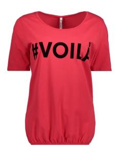 Zoso T-shirt VOILA SHIRT RED/BLACK