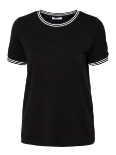 Pieces T-shirt PCSARAH SS TEE D2D 17095709 Black