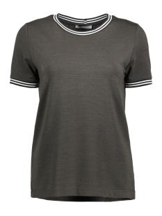 Pieces T-shirt PCSARAH SS TEE D2D 17095709 Peat