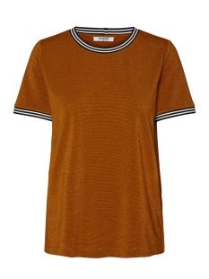 Pieces T-shirt PCSARAH SS TEE D2D 17095709 Thai Curry