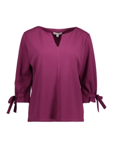 Garcia T-shirt V80218 3201 Plum Caspia