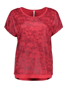 Zoso T-shirt SANDY COATED T-SHIRT RED