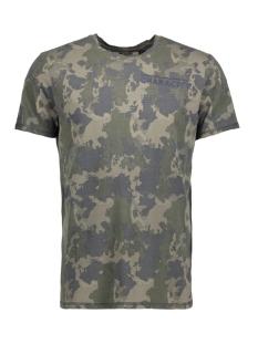 Garcia T-shirt V81206 3095 Oakmoss