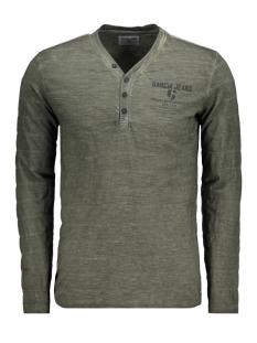 Garcia T-shirt V81214 3095 Oakmoss