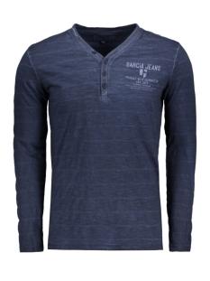 Garcia T-shirt V81214 292 Dark Moon