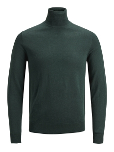 Jack & Jones Trui JPRMARK KNIT ROLL NECK  12113489 Scarab