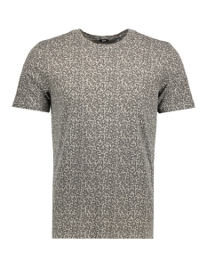 Only & Sons T-shirt onsHOWIE DITSY AOP WASHED TEE REG 22011438 Griffin
