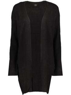 Only Vest onlMIRAMAR L/S LONG CARDIGAN KNT 15159079 Black