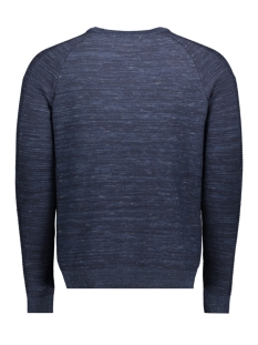jcofresno knit crew neck 12142850 jack & jones trui sky captain/knit fit