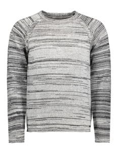 Jack & Jones Trui JORDAVIDO KNIT RAGLAN 12145503 Jet Stream/KNIT