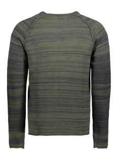 jordavido knit raglan 12145503 jack & jones trui forest night/knit