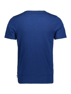 jorsten tee ss crew neck 12144358 jack & jones t-shirt estate blue/slim