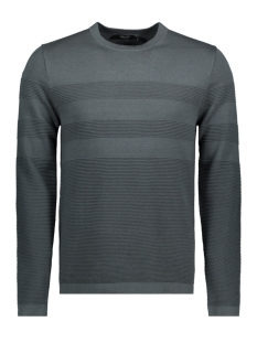 Jack & Jones Trui JPRNOW KNIT CREW NECK 12144580 Dark Slate