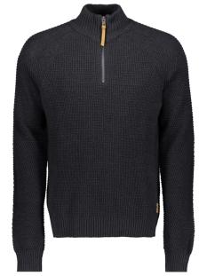 jorvesir knit raglan 12145497 jack & jones trui total eclipse/knit