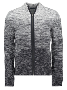 Jack & Jones Vest JCOTULEDO KNIT CARDIGAN 12142980 Sky Captain/KNIT FIT