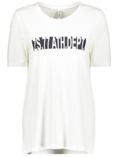 Zoso T-shirt DENISE SHIRT OFFWHITE/NAVY