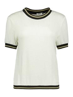 emilly glitter top luba t-shirt zilver