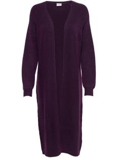 Jacqueline de Yong Vest JDYCORA L/S CARDIGAN KNT 15166196 Potent Purple