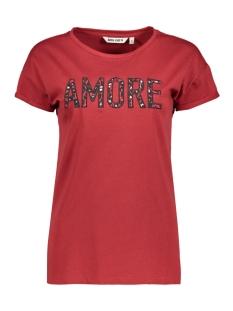 ge801186 garcia t-shirt 1128 barbados red