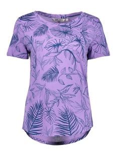 Garcia T-shirt X80005 3040 Lovely Lilac