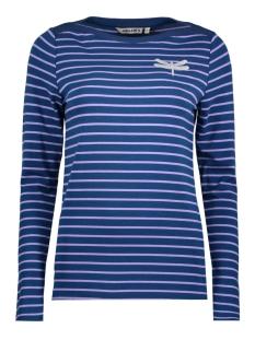 Garcia T-shirt X80009 2812 Blue Opal