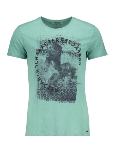 Garcia T-shirt X81003 3288 Sea Mist