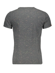 m10006pq superdry t-shirt grey fleck marl