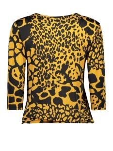 3418 shirt giraf iz naiz t-shirt oker