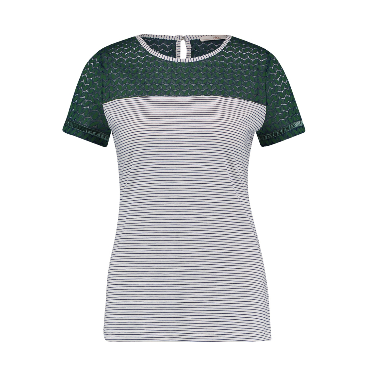 faina co 248 aaiko t-shirt emerald green