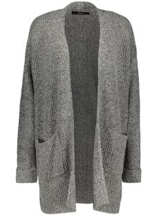 Vero Moda Vest VMDRIZZLE LS OPEN CARDIGAN ACC 10201733 Light Grey Melange