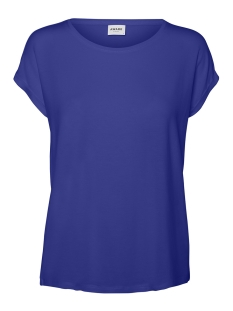 Vero Moda T-shirt VMAVA PLAIN SS TOP GA COLOR 10195724 Royal Blue