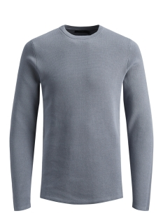 Jack & Jones Trui JPRDEAN KNIT CREW NECK 12146182 Tradewinds