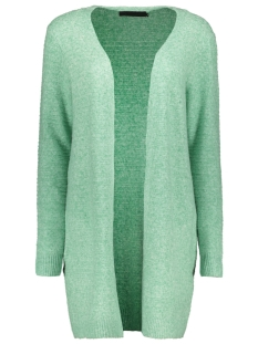 Vero Moda Vest VMDOFFY STRUCTURE LS OPEN CARDIGAN 10208150 Holly Green/MELANGE
