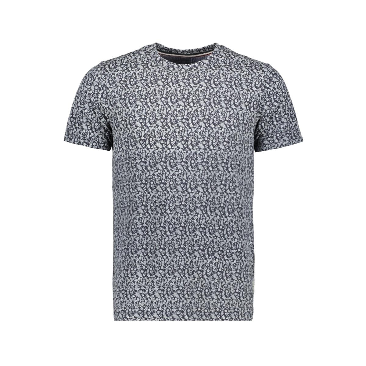 pktgms also aop tee ss 12149673 produkt t-shirt navy blazer/melange