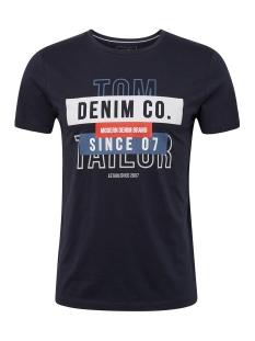 1008173xx12 tom tailor t-shirt 10668