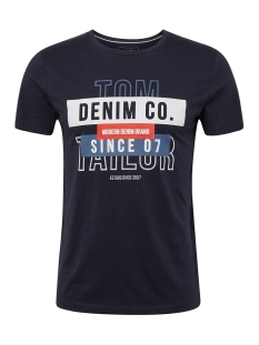 Tom Tailor T-shirt 1008173XX12 10668
