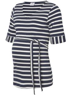 Mama-Licious Positie shirt MLSELINA 2/4 JERSEY TOP A. 20009570 Navy Blazer/Y/D NAVY B