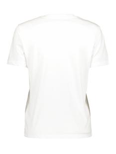 pcbess ss tee pb 17094599 pieces t-shirt bright white/girls girl